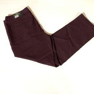 Mario Serrani Comfort Stretch Pants. Size 12